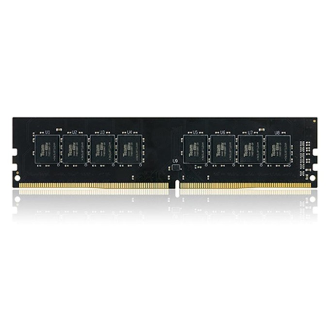 Памет 8GB DDR4 2666MHz, Team Group Elite TED48G2666C1901, 1.2V image
