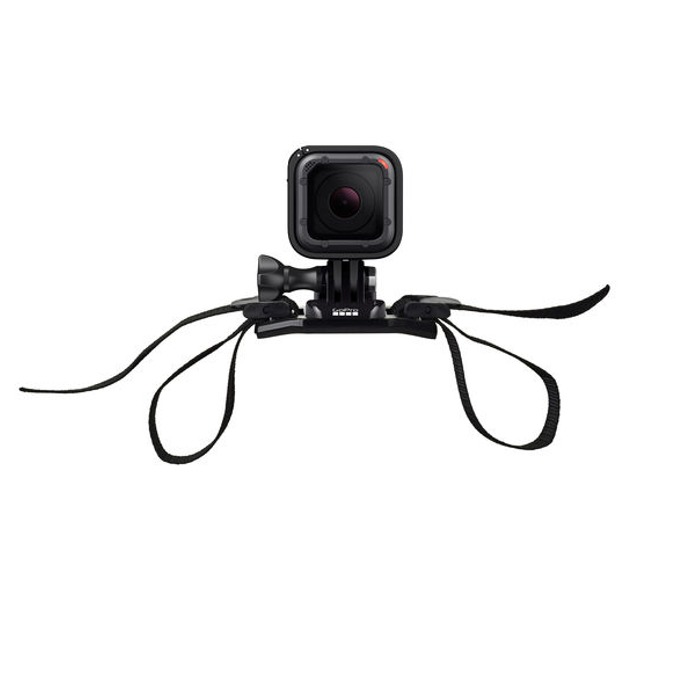 Лента за каска с отвори за проветряване GoPro Vented Helmet Strap (черна) image