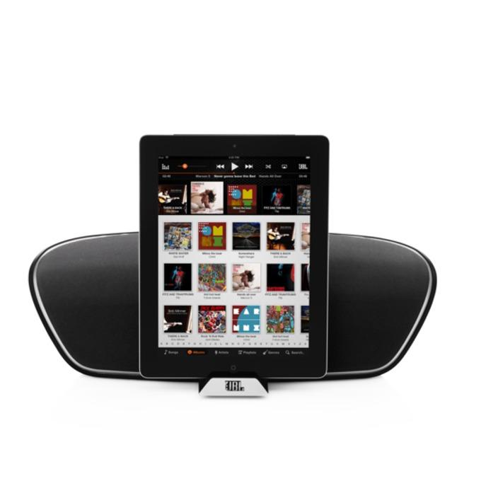 Тонколона JBL OnBeat Venue LTE, 1.0, 30W RMS, Lightning/USB/Bluetooth, черна image