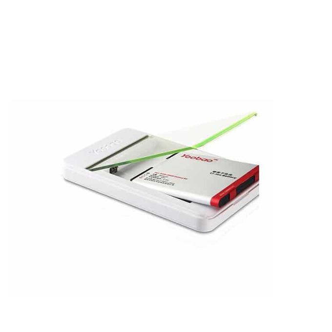 Батерия (заместител) със зарядно Yoobao за Samsung Galaxy S4, 2600mah, зарядното устройство е с USB порт за зареждане на батерията image