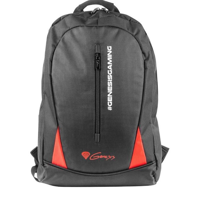 Genesis раница за лаптоп Genesis NBG-1133 Backpack Laptop до 15.6 инча/39,6см, водоустойчива, черна image