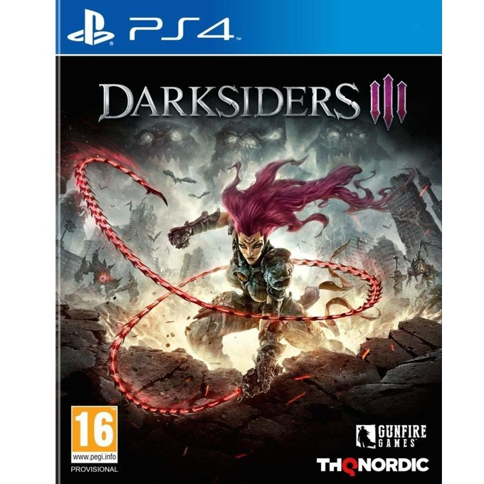 Darksiders III, за PS4 image