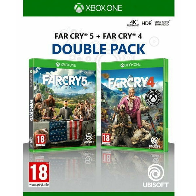 Игра за конзола Far Cry 5 + Far Cry 4, за Xbox One image