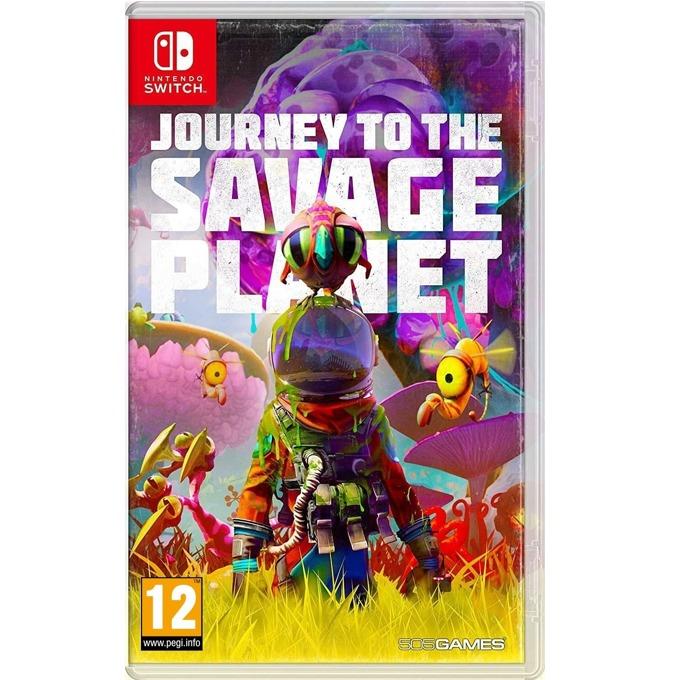 Игра за конзола Journey to the Savage Planet, за Nintendo Switch image