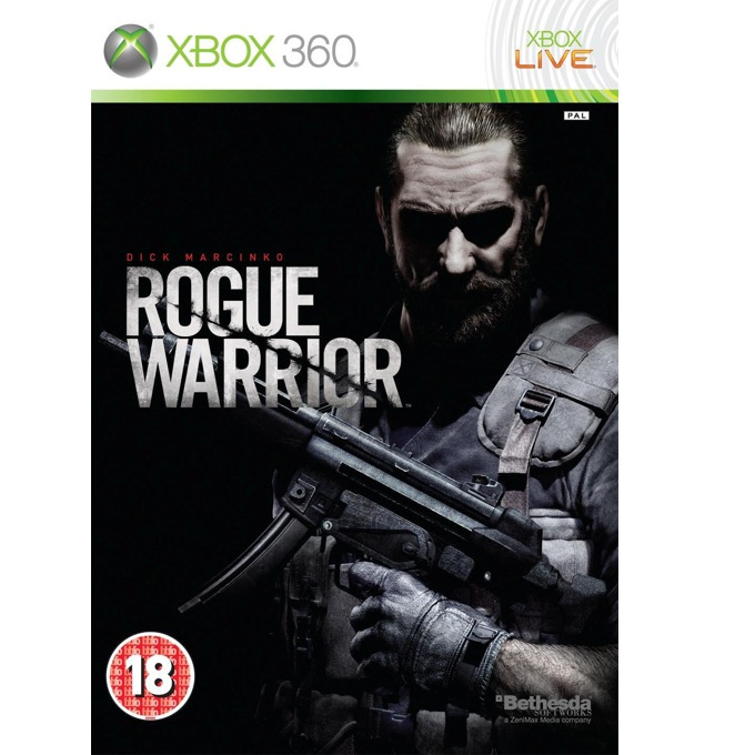 Rogue Warrior, за Xbox 360 image