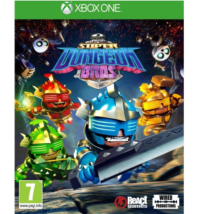 Super Dungeon Bros., за Xbox One image