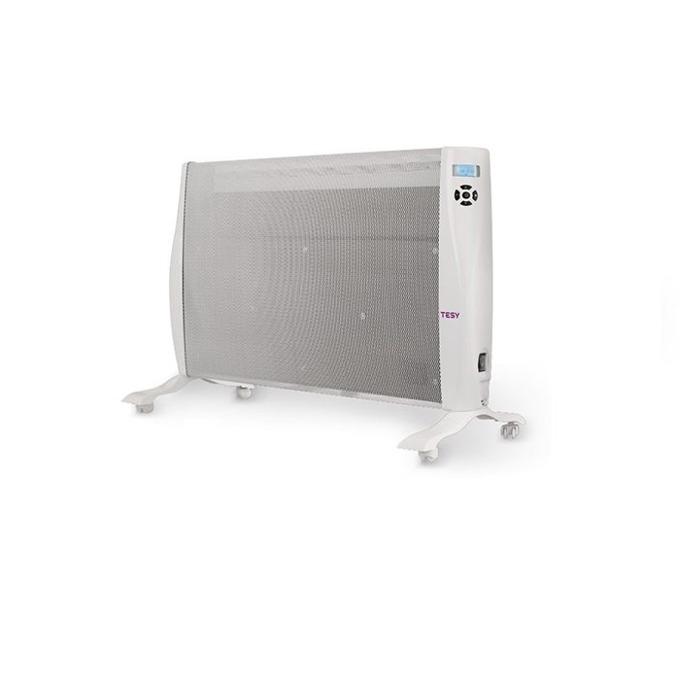 Конвектор Tesy MC20112, електронен терморегулатор, LED дисплей, дистанционно управление, 2000W, бял image