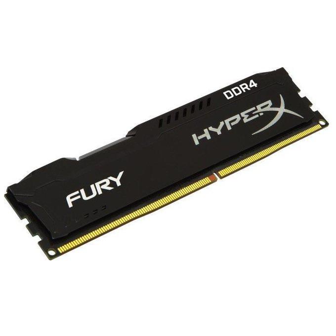 4GB DDR4 2666MHz, HyperX FURY Black HX426C15FB/4, 1.2V image