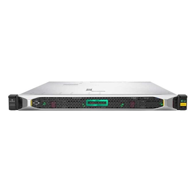 HPE StoreEasy 1460 (Q2R93A), шестядрен Skylake Intel® Xeon® Bronze 3104 1.7GHz, 8GB DDR4, 16TB (4x 4TB) HDD SATA, 4x RJ-45, HDMI, 3x USB 3.0, 1U rack mount image