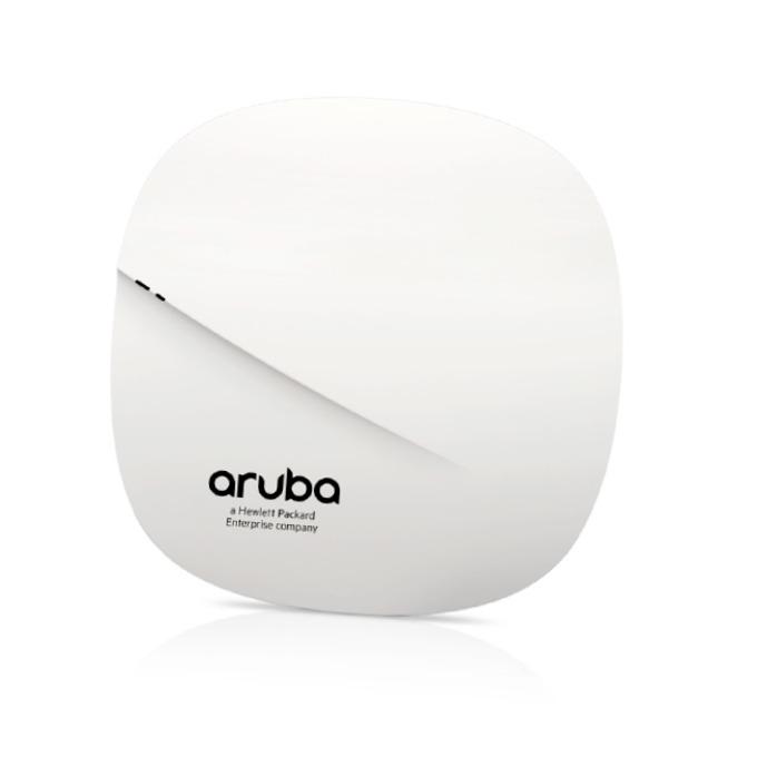 Аксес пойнт HPE Aruba IAP-207 (RW) Instant, 2.4GHz(400Mbps)/5GHz(867Mbps), 1xLan 10/100/1000, 2x вътрешни антени image