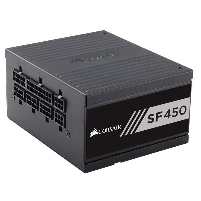 Захранване Corsair SF Series SF450, 450W, 80 Plus Gold, 92mm вентилатор image