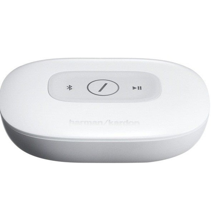 Тонколона Harman/kardon OMNI ADAPT, 1.0, Bluetooth, WI-FI, AUX, бяла image