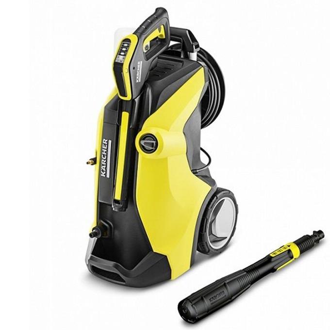 Водоструйка Karcher K 7 Premium Full Control Plus, 3000W, 180 bar налягане, жълта/черна image