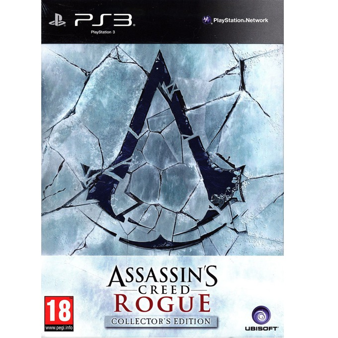 Assassins Creed: Rogue Collectors Edition, за PlayStation 3 image