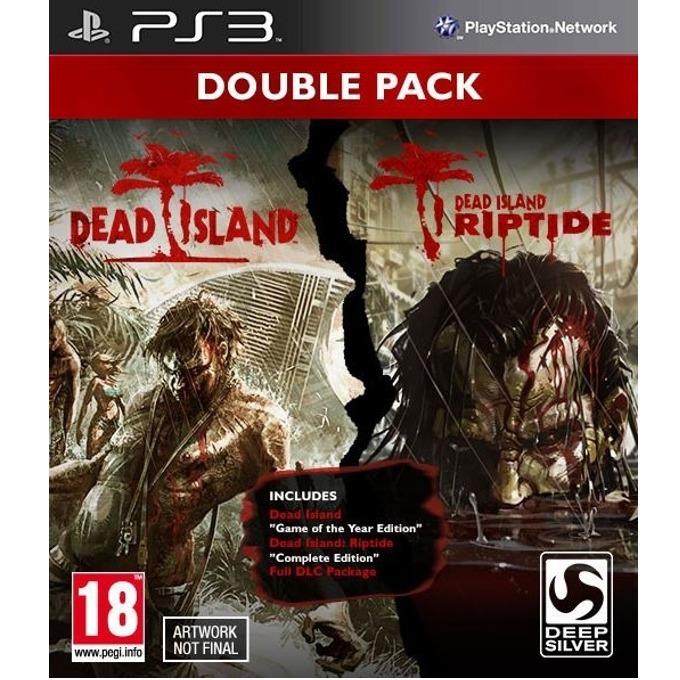 Игра за конзола Dead Island Double Pack, за PS3 image