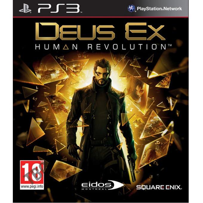 Deus Ex: Human Revolution, за PlayStation 3 image
