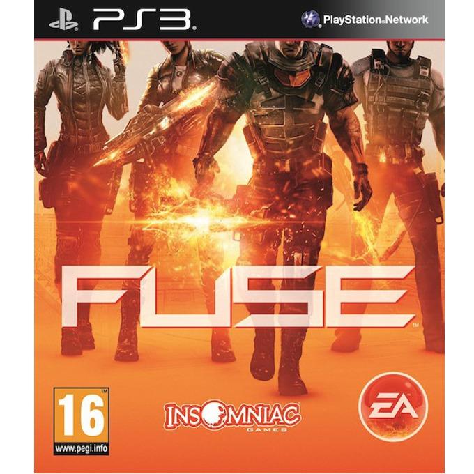 Игра за конзола Fuse, за PlayStation 3  image
