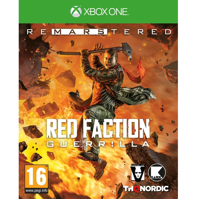 Игра за конзола Red Faction Guerrilla Re-Mars-tered, за Xbox One image