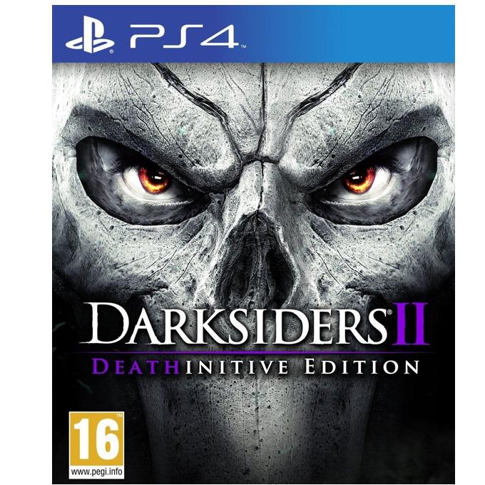 Игра за конзола Darksiders II Deathinitive Edition, за PS4 image