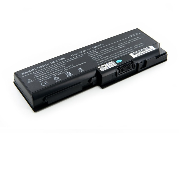 Батерия (заместител) за Toshiba Equium/Satellite/Satellite pro series, 10.8V 7800 mAh image
