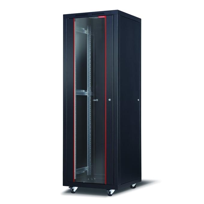 "Комуникационен шкаф Formrack CSM-36U80100, 19"", 36U, 780 x 1000 mm, черен image"