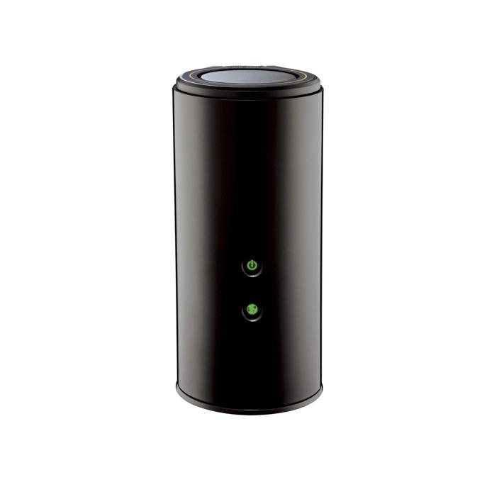 Рутер D-Link DIR-868L, 1750Mbps, 2.4GHz/5GHz, Wireless AC, 4x LAN 1000, 1x WAN 1000, 1x USB 3.0, 6 вътрешни антени image