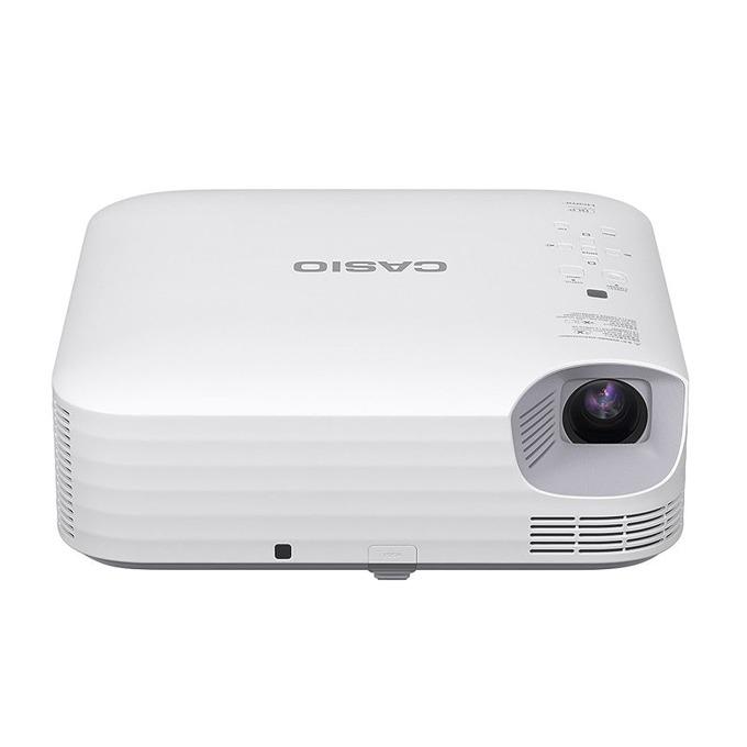 Проектор Casio XJ-S400UN, DLP, WUXGA (1920х1200), 20 000:1, 4000 lm, HDMI, VGA, USB, RJ-45, бял image