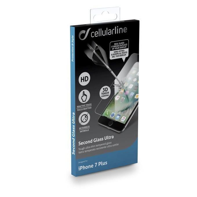 Протектор от закалено стъкло /Tempered Glass/ Cellular Line за Apple iPhone 7 Plus image