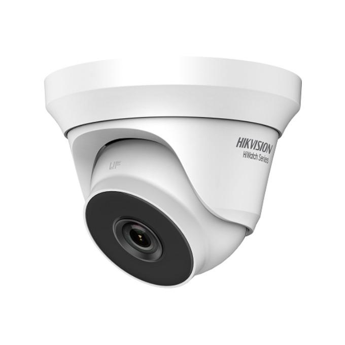 HDCVI камера HikVision HWT-T240-M, куполна камера, 4MPix(2560x1440@25fps), 2.8/3.6/6 mm, IR осветеност (до 40 m) външна IP66 image