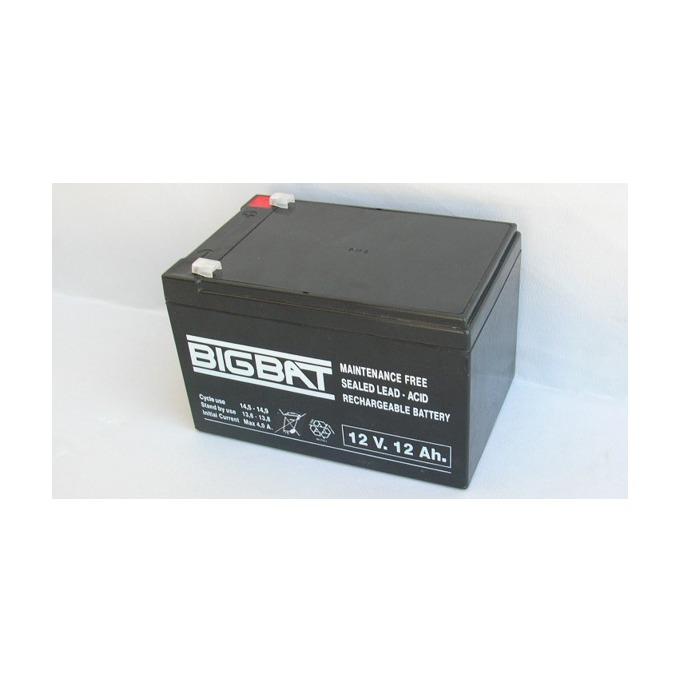 Акумулаторна батерия ELAN, 12V, 12Ah image