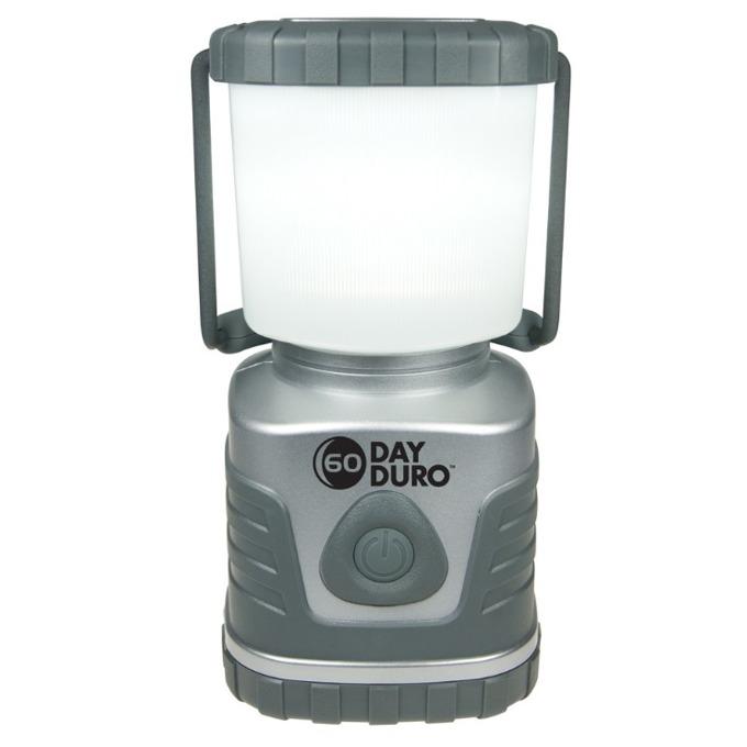 Фенер UST Brands 60 дни Duro, 6x DD, 1200 lumens, водоустойчив, за открито, сив image