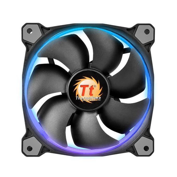 Вентилатор 140mm, Thermaltake Riing 14 RGB, 3-pin, 1500 rpm image