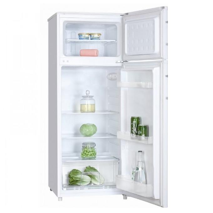 Хладилник с горна камера Crown DF 275A