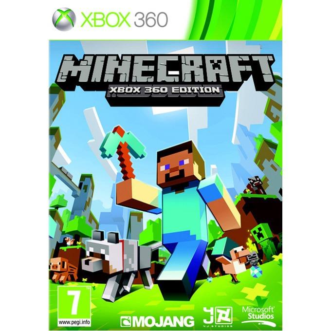 Игра за конзола Minecraft, за XBOX360 image