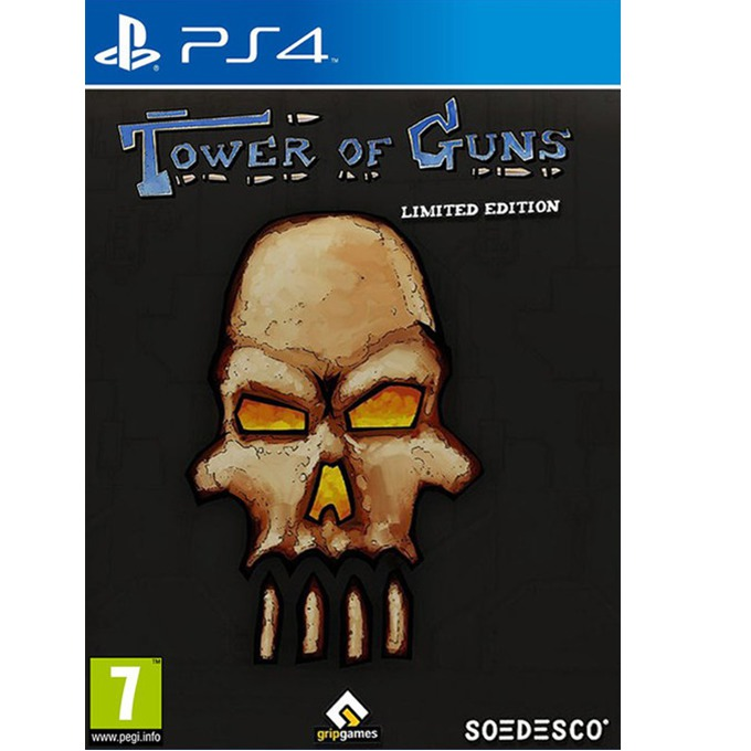 Игра за конзола Tower of Guns D1 Limited Edition, за PS4 image