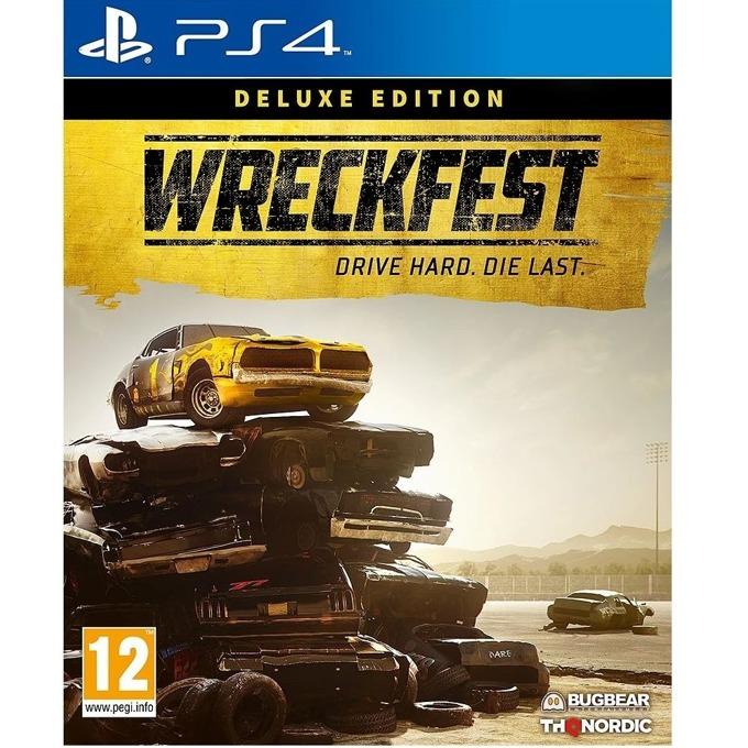 Игра за конзола Wreckfest - Deluxe Edition, за PS4 image