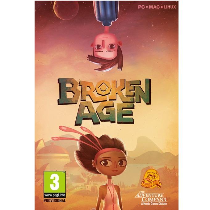 Игра Broken Age, за PC image