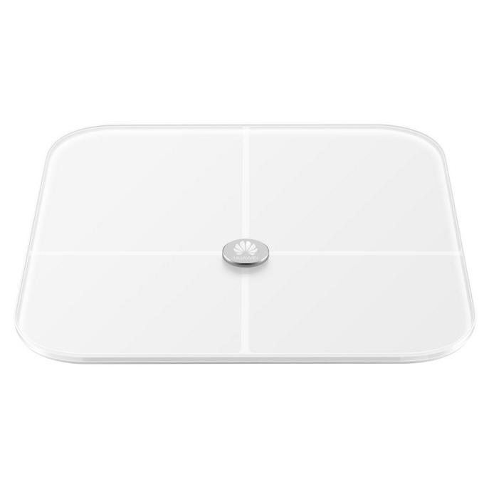 Цифров кантар Huawei Smart Scale AH100, капацитет до 150 кг, Bluetooth, бял image