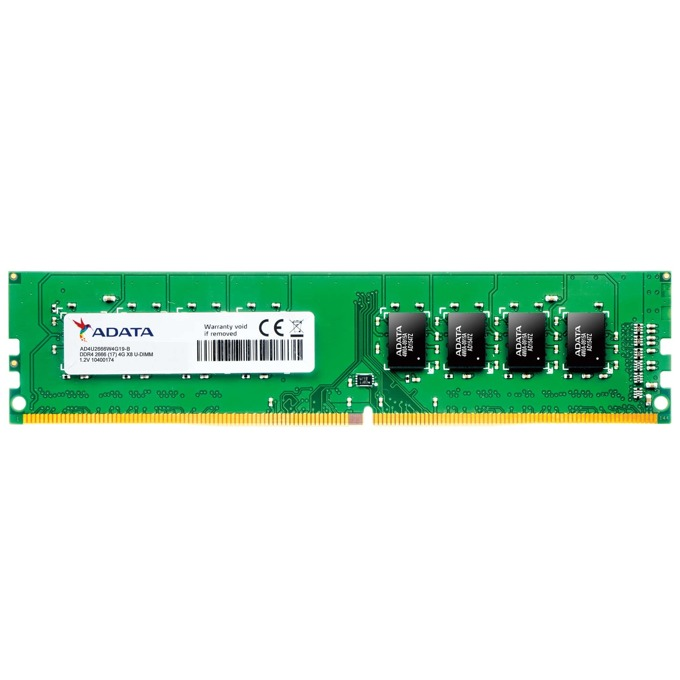 4GB DDR4 2666 MHz A-Data