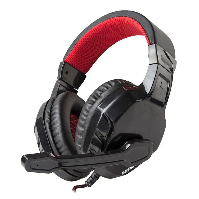 Слушалки Marvo H8329, микрофон, гейминг, 3.5 mm жак, черни image