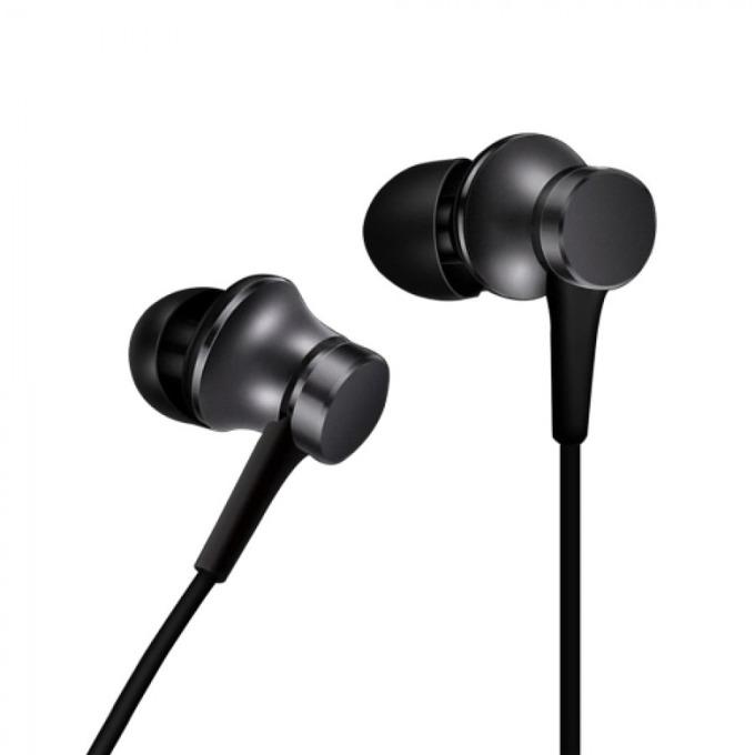 Слушалки Xiaomi Mi In-Ear Headset, микрофон, черен image