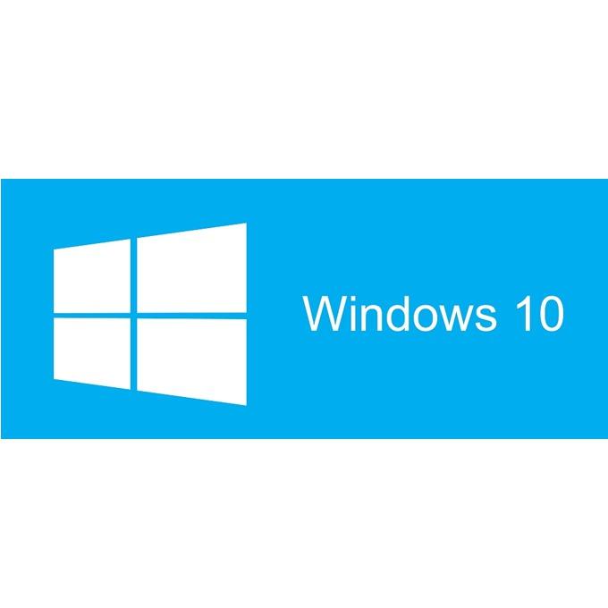 Microsoft Windows 10 Pro, 32-bit Български, 1pk DSP DVD image