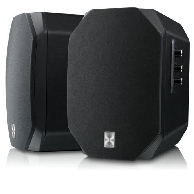 Тонколона Microlab X1, 2.0, 96W, RCA, черен image
