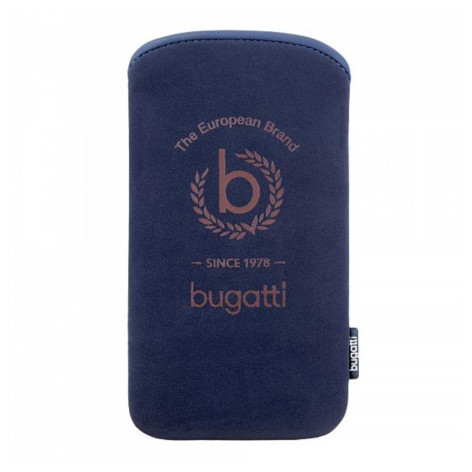Универсален калъф, джоб, неопрен, Bugatti SlimCase Tallinn Universal 2XL, син image
