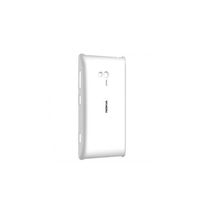 Заден капак Nokia Lumia 720, бял image