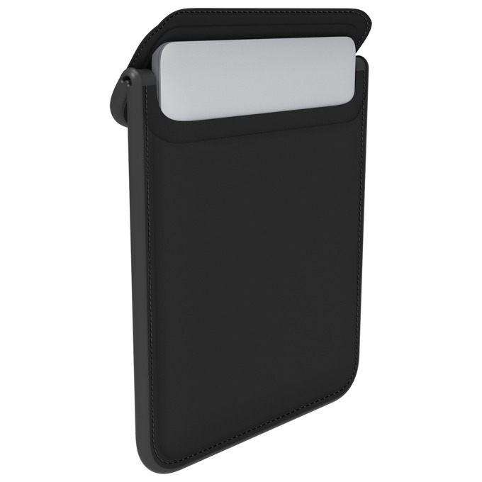 """Калъф /тип джоб/ Speck Flaptop Sleeve за Macbook 12"""", водоустойчив, противоударен, черен/сив image"""