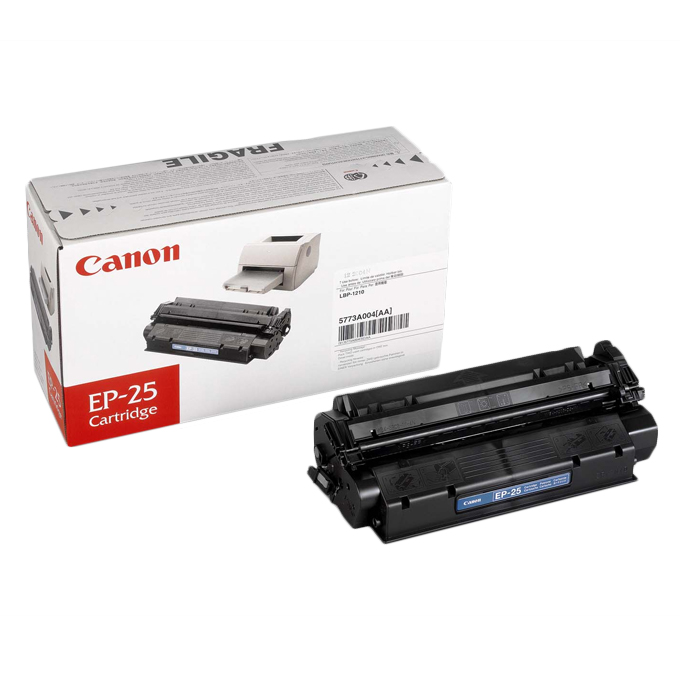КАСЕТА ЗА CANON LBP 1210/HP LJ 1200 - P№ EP-25 - CR5773A004AA - заб.: 2500k image