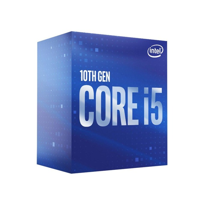 Intel Comet Core I5-10500 Box
