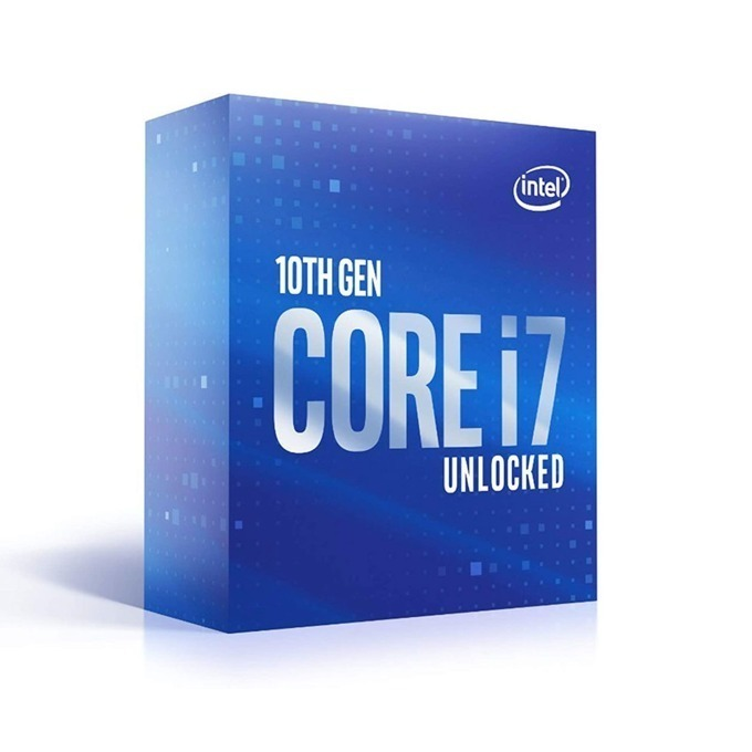 Intel Core i7-10700K BOX BX8070110700K