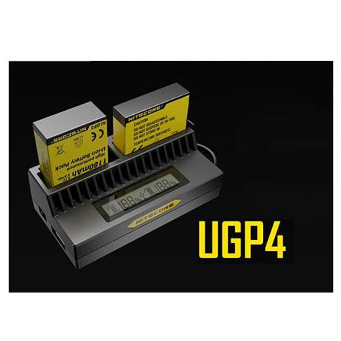 Зарядно Nitecore UGP4